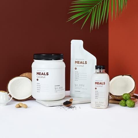 밀스 3.1 코코넛 파우치형 *7개