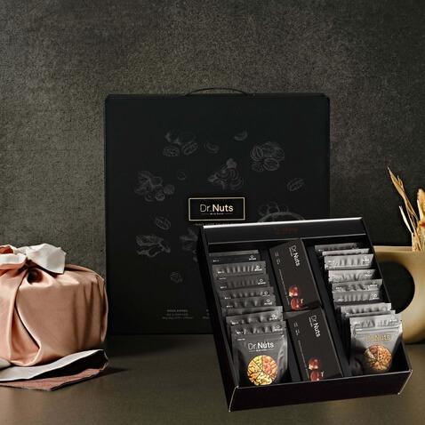 [유통기한 임박] 닥터넛츠 프리미엄 견과&밤양갱 선물세트