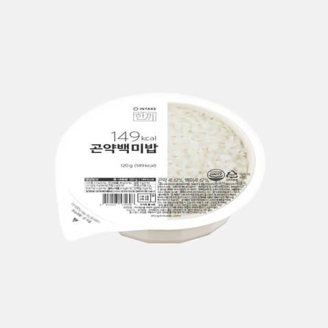 한끼 곤약백미밥 *1개입