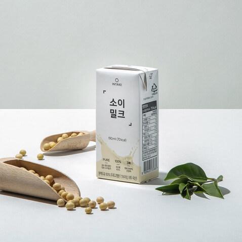 [비밀] 인테이크 소이밀크 16개입