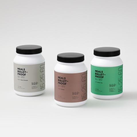 [스쿱없음] 밀스 방탄 3종(코코아/녹차/흑임자)