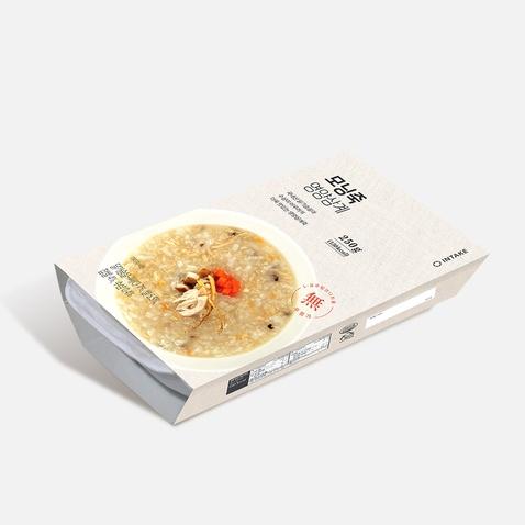 모닝죽 영양삼계(용기형) *1개