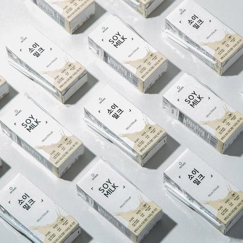 [2+1] 인테이크 소이밀크 두유 16개입