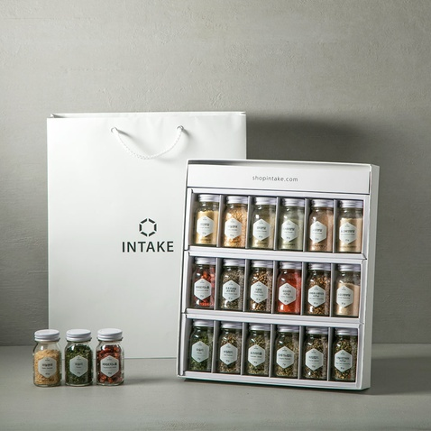 [Set] 세상모든 향신료 18종 선물세트