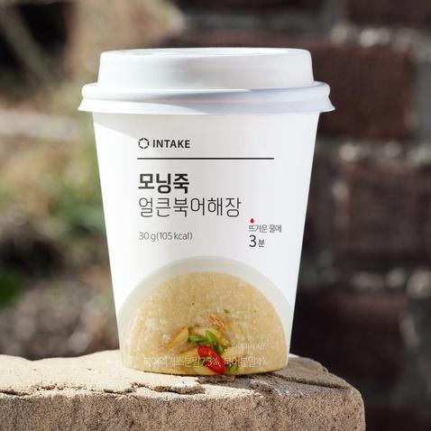 모닝죽 얼큰북어해장 컵 *7개입