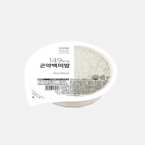 한끼 곤약백미밥 *10개입
